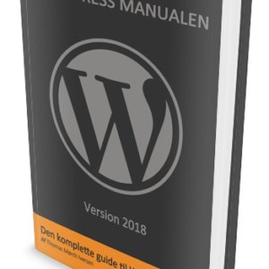 wordpress manualen