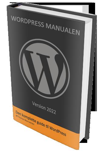 derfor bør du købe wordpress manualen